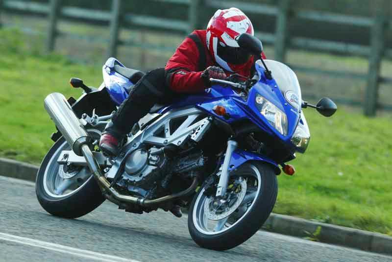 Suzuki SV650 S Motorcycle Review