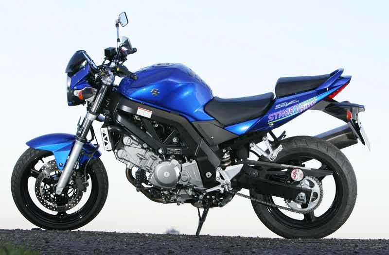 SUZUKI SV650 (1999-on) Review | MCN