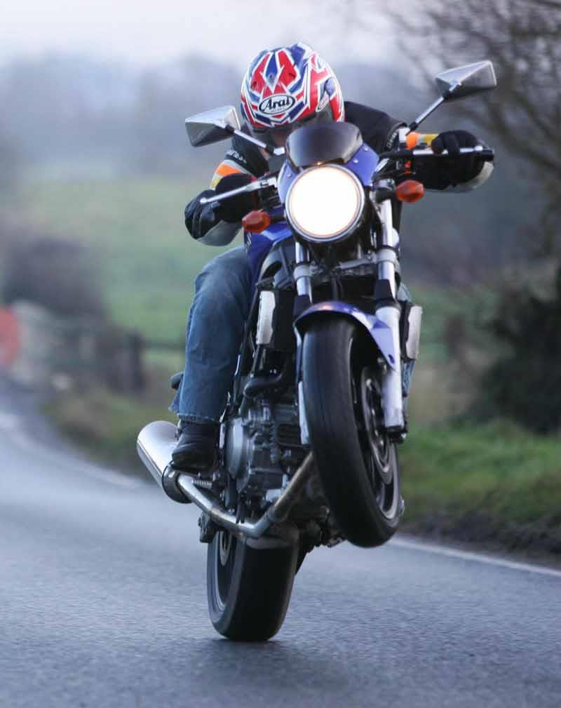 ... Suzuki SV650/S motorcycle review - Riding ...