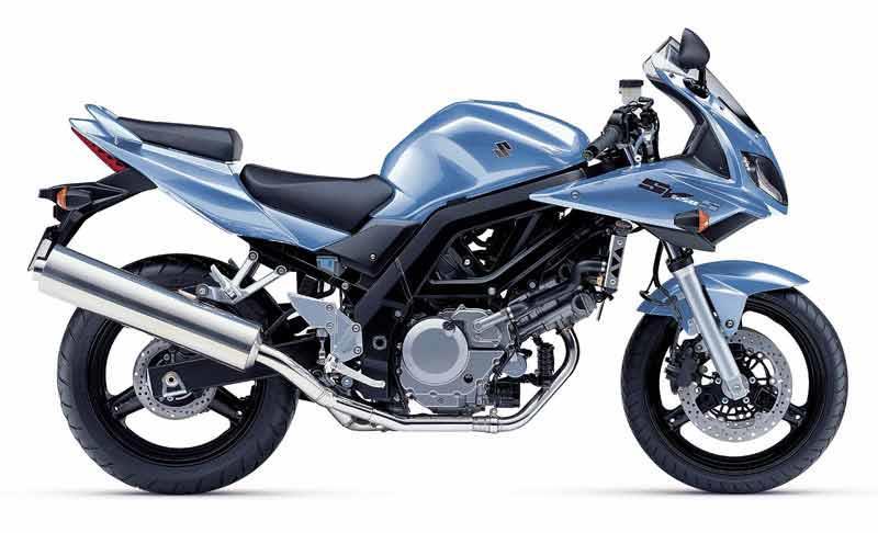 Naked//No ABS 2004 Starter Relay Suzuki SV 650 K4