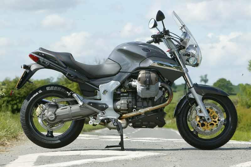 moto-guzzi breva 1200 (2005-2011) review | mcn