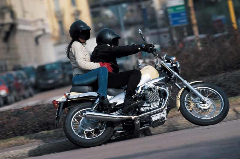 Moto Guzzi Nevada 750 1991 2012 Motorcycle Review Mcn