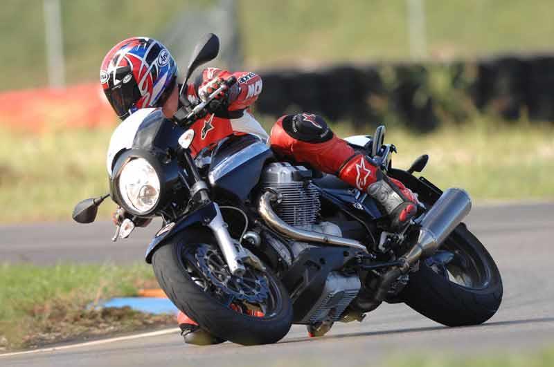 Moto Guzzi 1200 Sport 2006 On Review Mcn