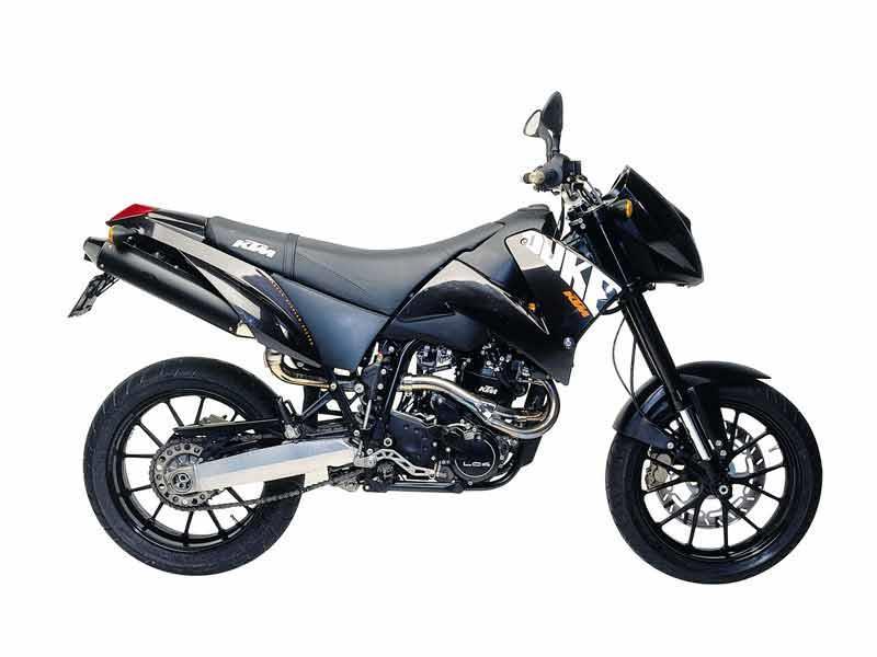 ktm 620 duke (1994-2006) review   mcn
