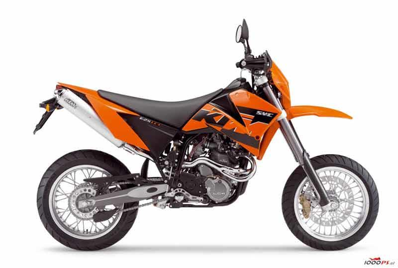 Ktm 625 Smc 2003 2007 Review Mcn