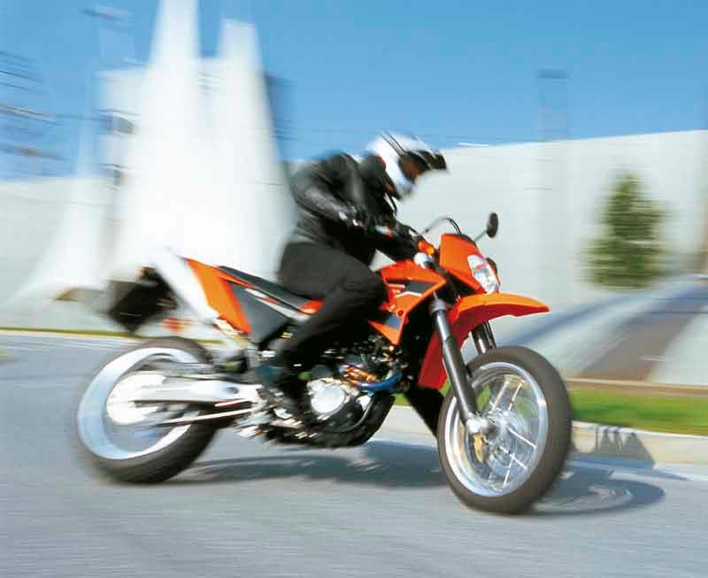 ktm 625 smc (2003-2007) review | mcn