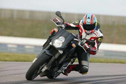 KTM Super Duke motorcycle review - Riding
