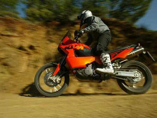 KTM 990 ADVENTURE  (2003-2012)