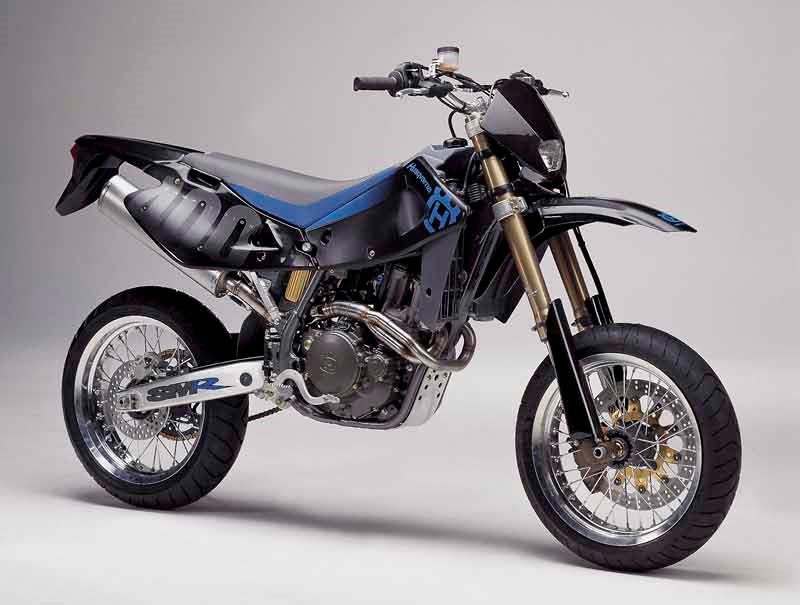 Husqvarna Smr450 2004 On Review Mcn