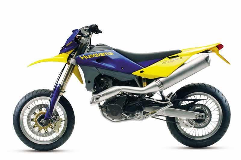 Husqvarna Sm610 Motorcycle