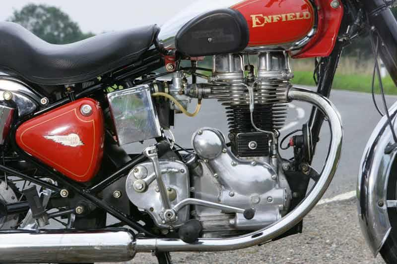 Enfield 350 Bullet 1987 2006 Review Mcn