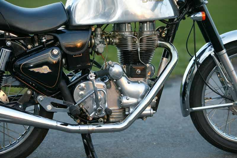 Enfield 500 Bullet 1992 On Review Mcn