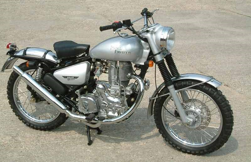 ENFIELD 500 BULLET ELECTRA (2004-on) Motorcycle Review | MCN