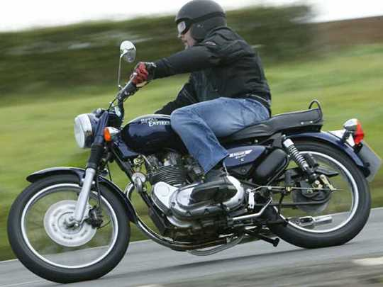 ENFIELD 500 BULLET ELECTRA (2004-on)