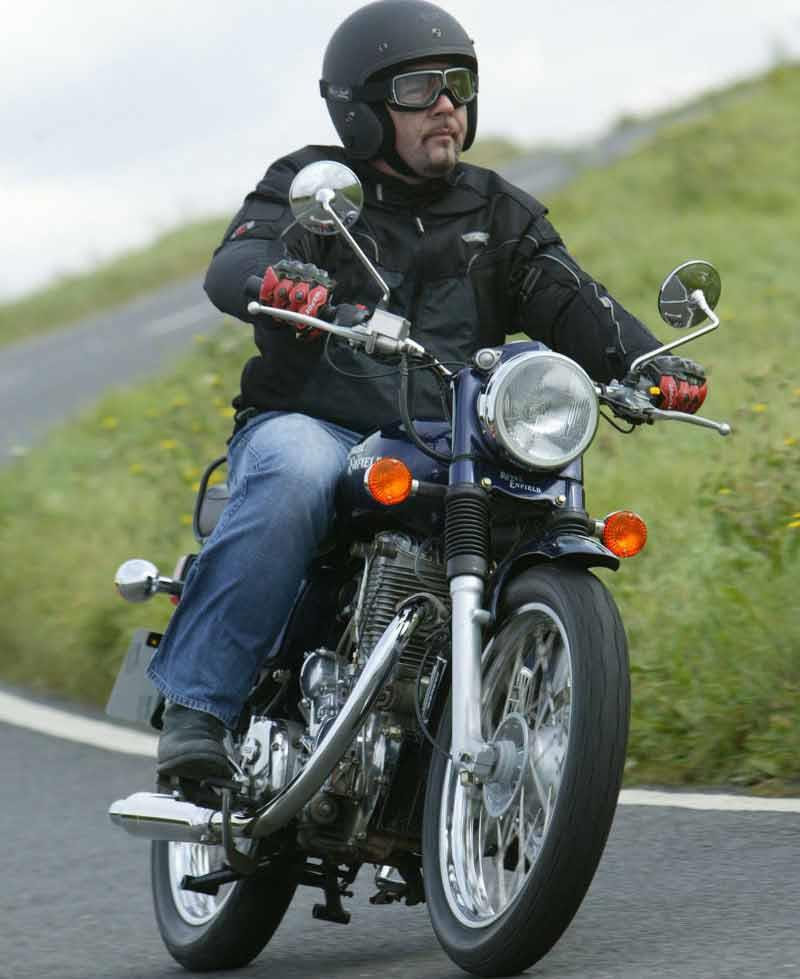 Enfield 500 Bullet Electra 2004 On Motorcycle Review Mcn