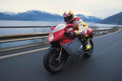 MV Agusta F4 750 motorcycle review - Riding