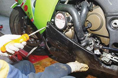 How to change your coolant
