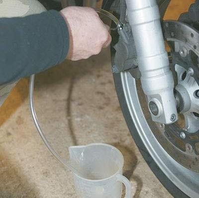 How to fit braided brake hoses