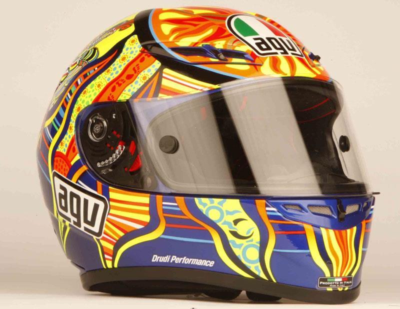 Sharp helmets